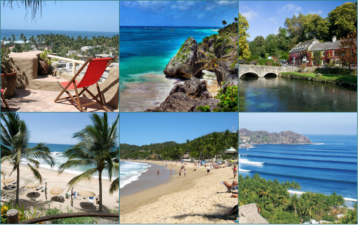 Sayulita Beach Mexico the Best Place to Visit Mexico