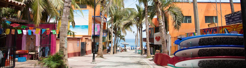 Everyday Life in Mexico: Visiting Sayulita